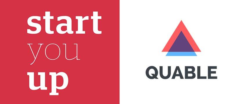 logo quable startup you