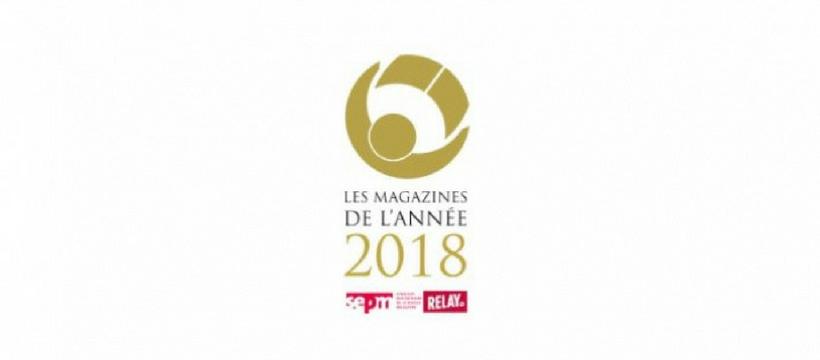prix relay des magazines de l'année