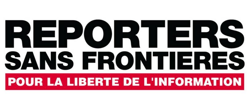 logo reporters sans frontières