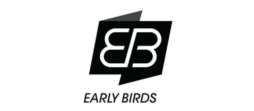 logo start up early birds