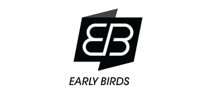 logo start up early birds