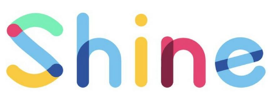 logo startup shine