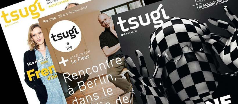 Magazine Tsugi
