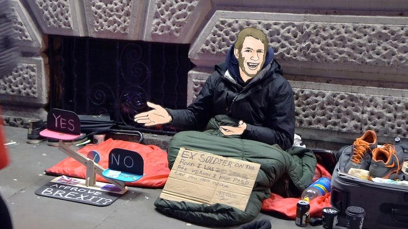 projet design pour sans-abris