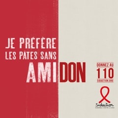 affiche web sidaction