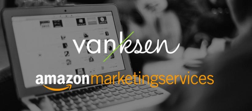 Vanksen et Amazon Marketing Services
