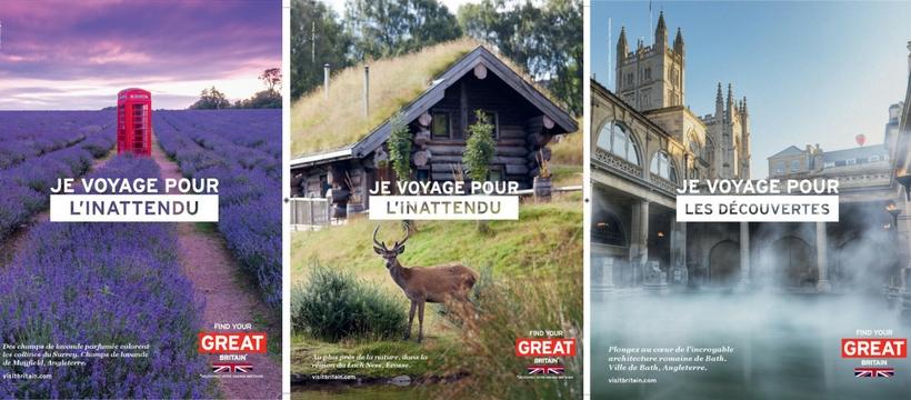 affiches visit britain
