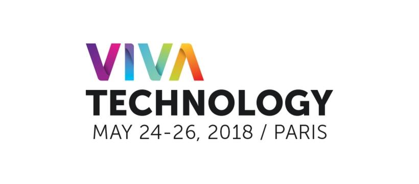 logo viva technology 2018