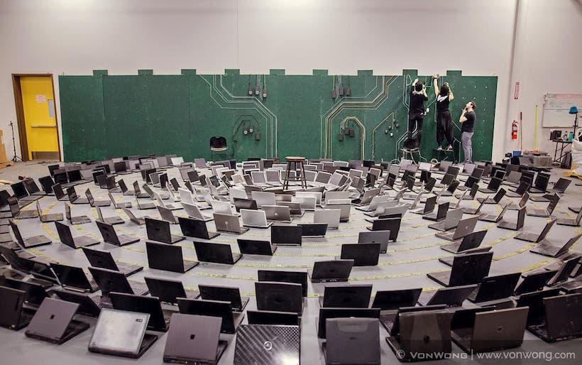 Art et déchets électroniques