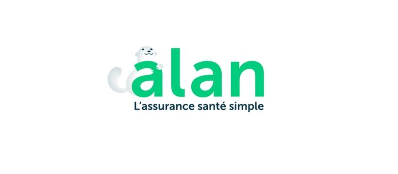 logo de la startup alan