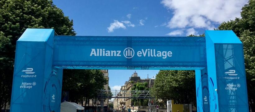 allianz e-village