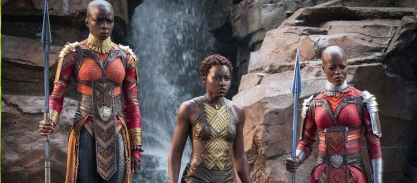 Extrait du film Black Panther