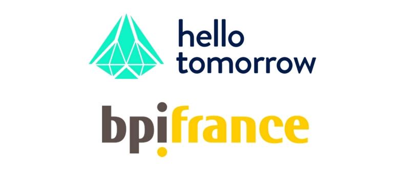 logo hello tomorrow et bpifrance