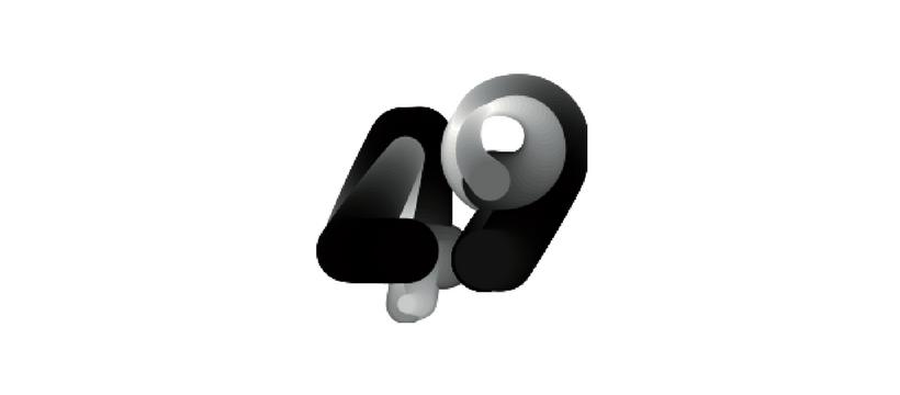 logo de la 49e édition du club des directeurs artistiques