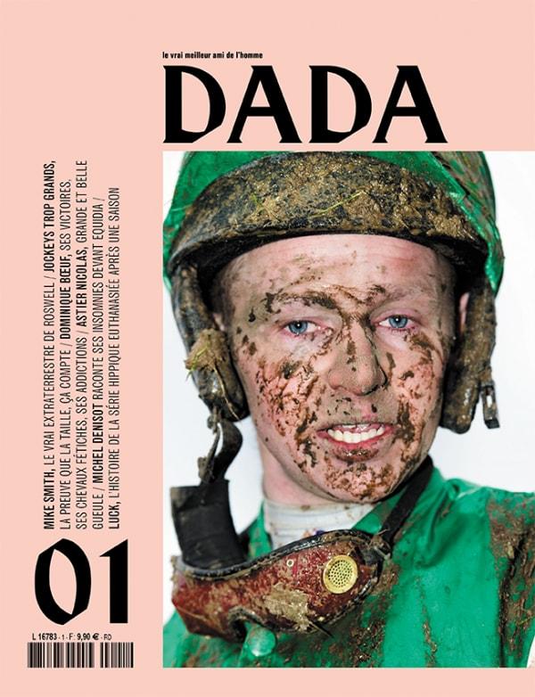 couverture de DADA