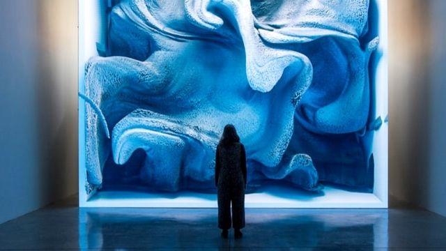 art numérique sculpture et data