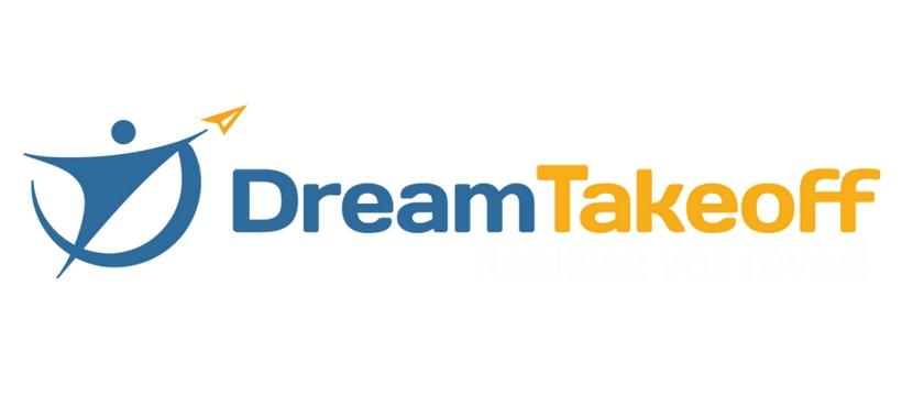 logo dream take off