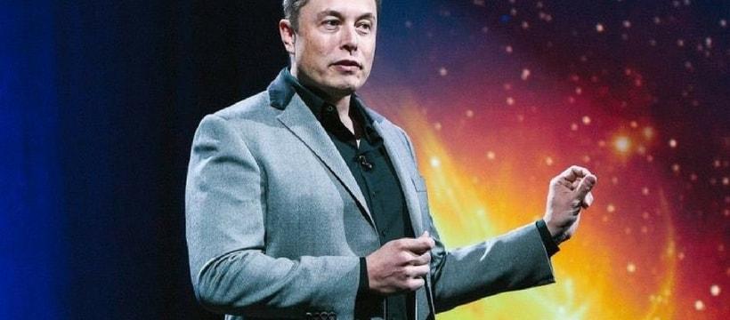 Elon Musk, patron de Tesla
