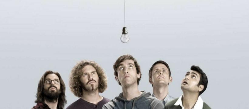 Les acteurs de la série Silicon Valley