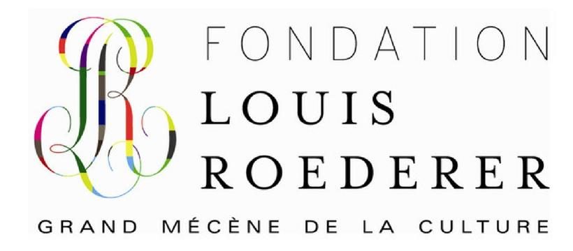 fondation louis roederer logo