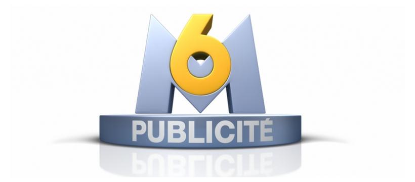 logo M6 publicité