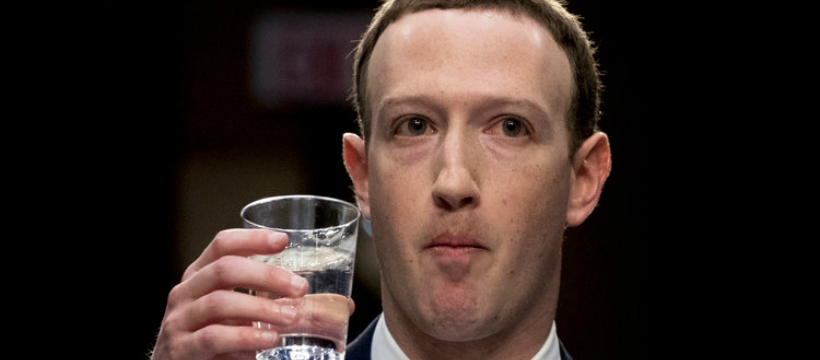 mark zuckerberg communication de crise