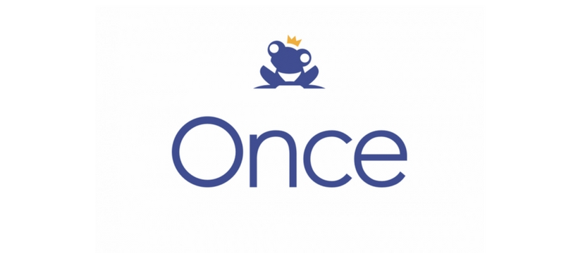 logo de l'application once