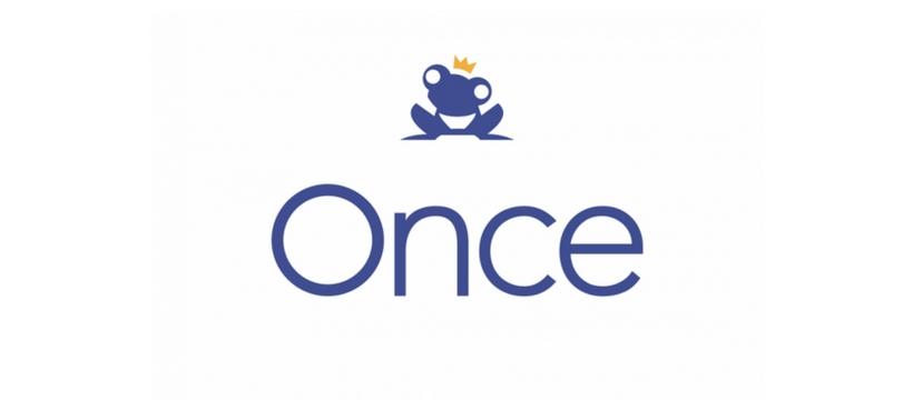logo de l'application once
