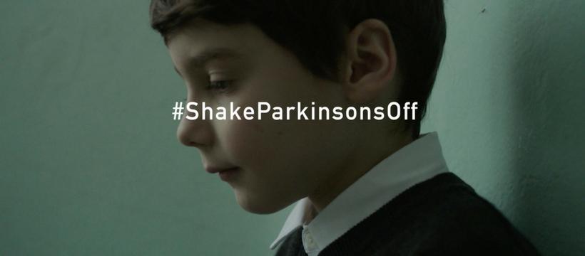 Campagne Shake Parkinson Off