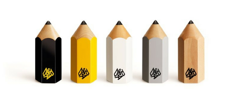 les pencils des D&AD