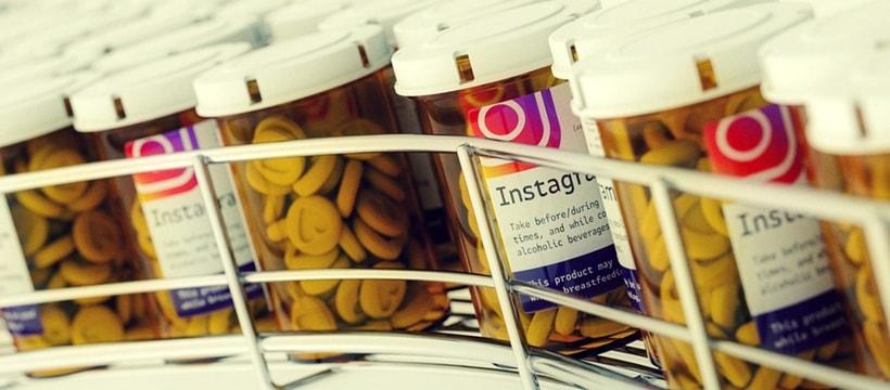 pilules Instagram