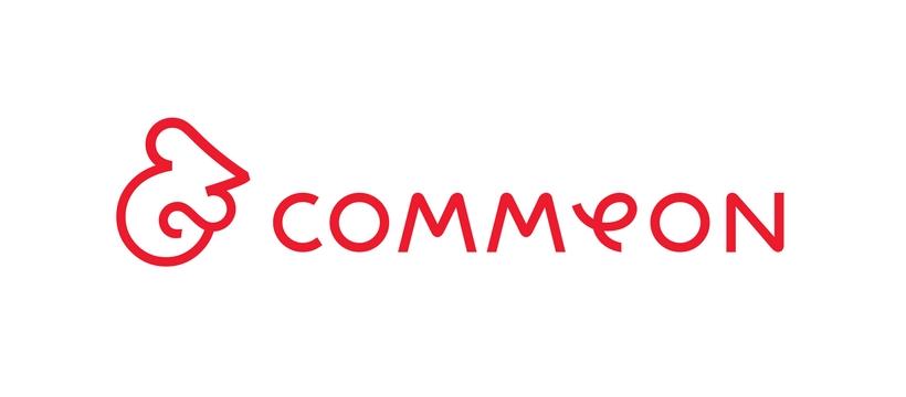 logo de la startup commeon