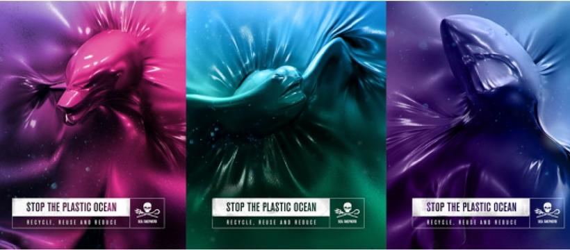 campagne plastic ocean