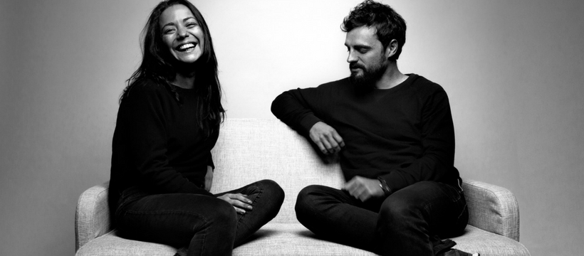 Sonia Dos Santos et Julien Beuvry