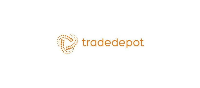 logo de la startup tradedepot