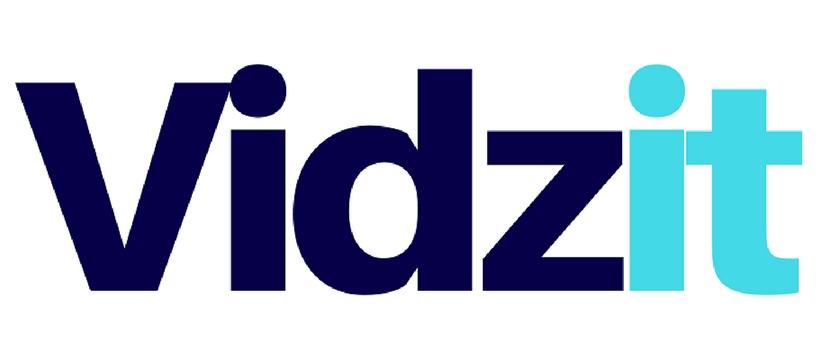 logo de la startup vidzit