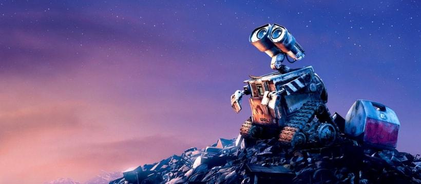 Un extrait du film Wall-E