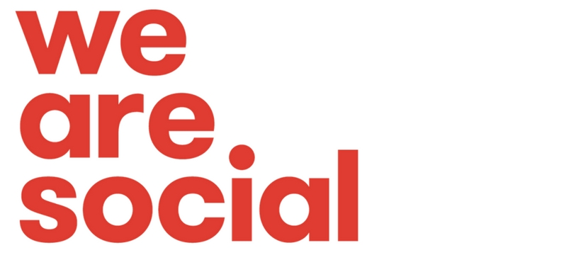 logo de l'agence we are social