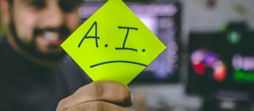 post-it intelligence artificielle