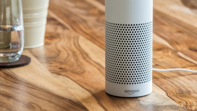 Amazon Echo, l'assistant vocal d'Amazon