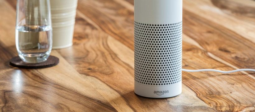 Amazon Echo, l'assistant vocal d'Amazon