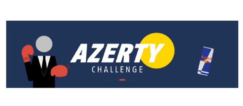 azerty challenge de redbull