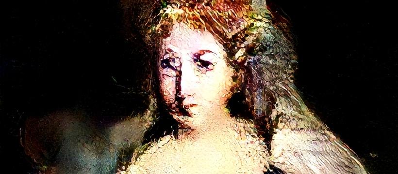 portrait généré par intelligence artificielle