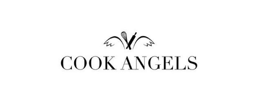 logo de la startup food cook angels