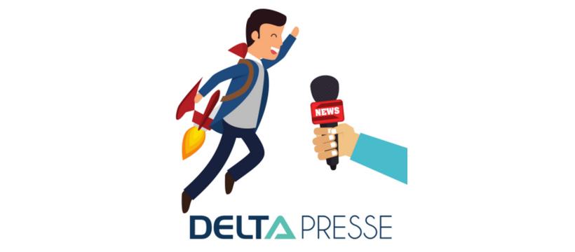 delta presse logo