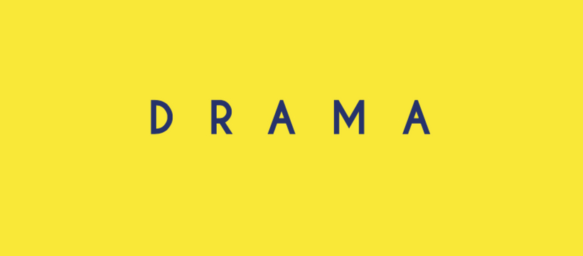 logo de l'agence drama