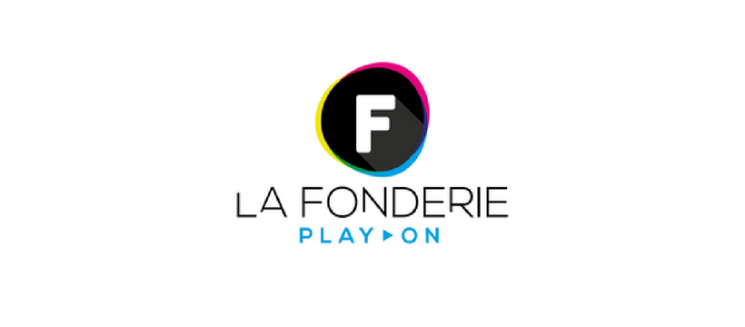 logo de la fonderie play-on