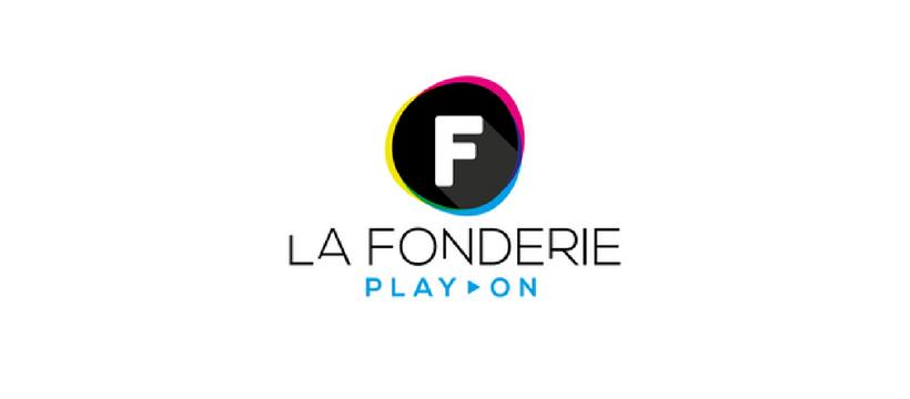 logo de la fonderie play-on