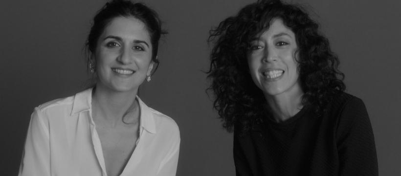 Géraldine Nakache et Naidra Ayadi