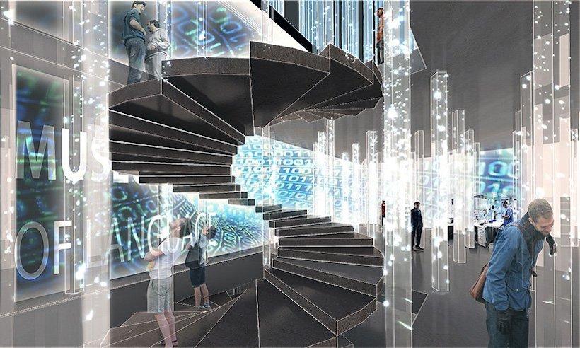 art numérique dans la ville